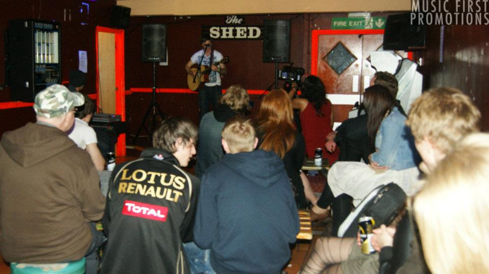 Glastonbudget Audition 2011
