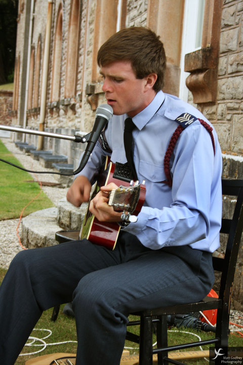 Air Cadet Acoustic sets for private evenings